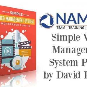 Simple Video Management System Plugin Review Demo Bonus - All In One Video Management WP Plugin